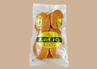 銚子銘菓 木の葉パン
