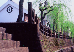 江戸優り佐原の歴史的町並み