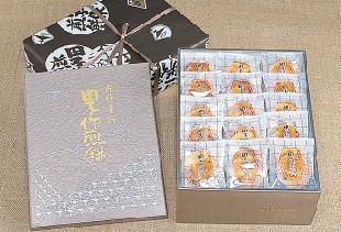 千葉名産 田子作煎餅